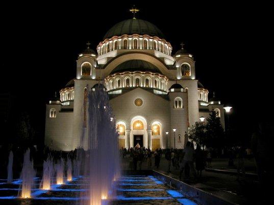 belgrade temple